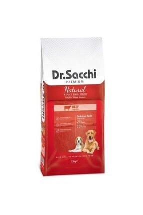 Dr. Sacchi Premium Natural Beef Yetişkin Köpek Maması 15 kg