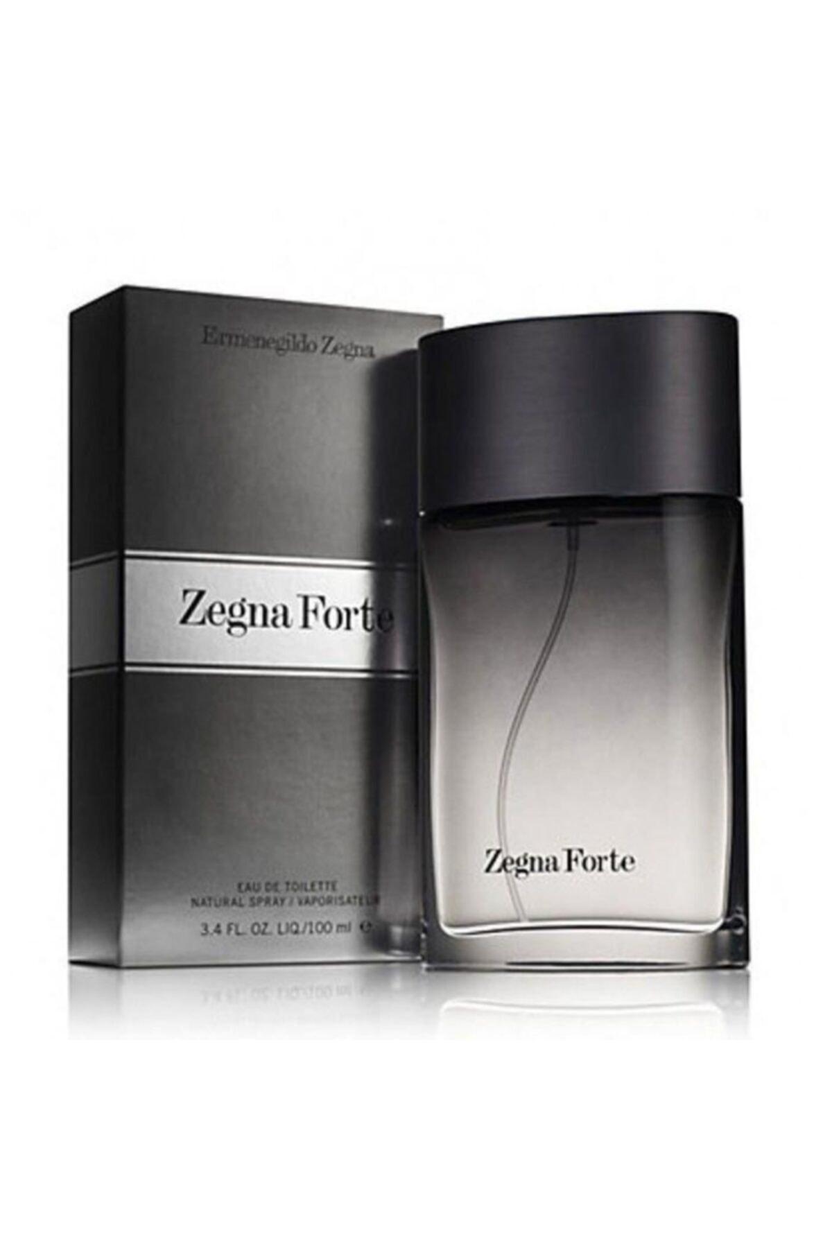 ZEGNA Ermenegildo Forte Edt 100 Ml Erkek Parfüm 2