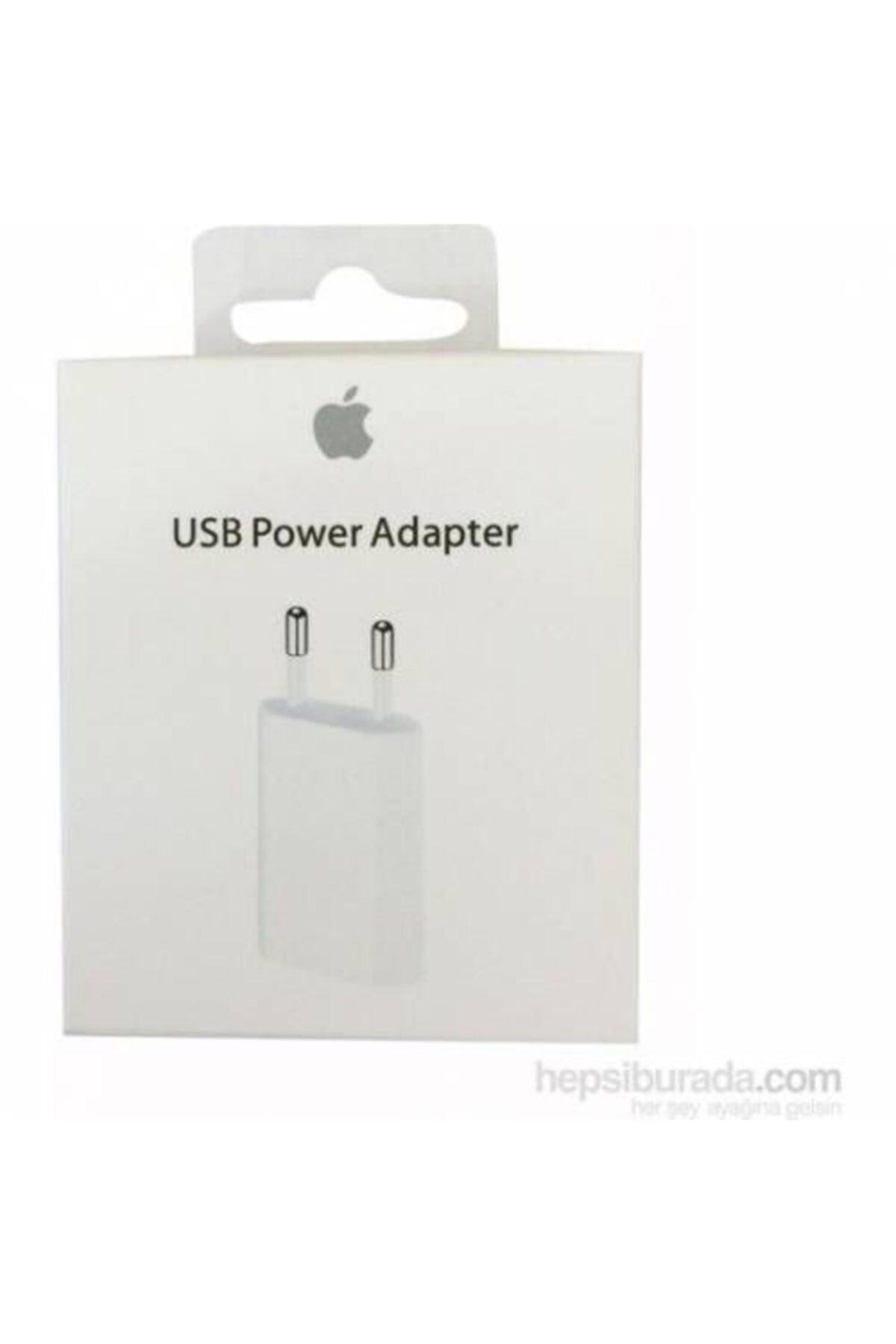 LuckyStore01 Iphone Ve Ipad Şarj Aleti Başlığı Adaptörü 5 5s 6 6s 7 7 8 Plus X 1