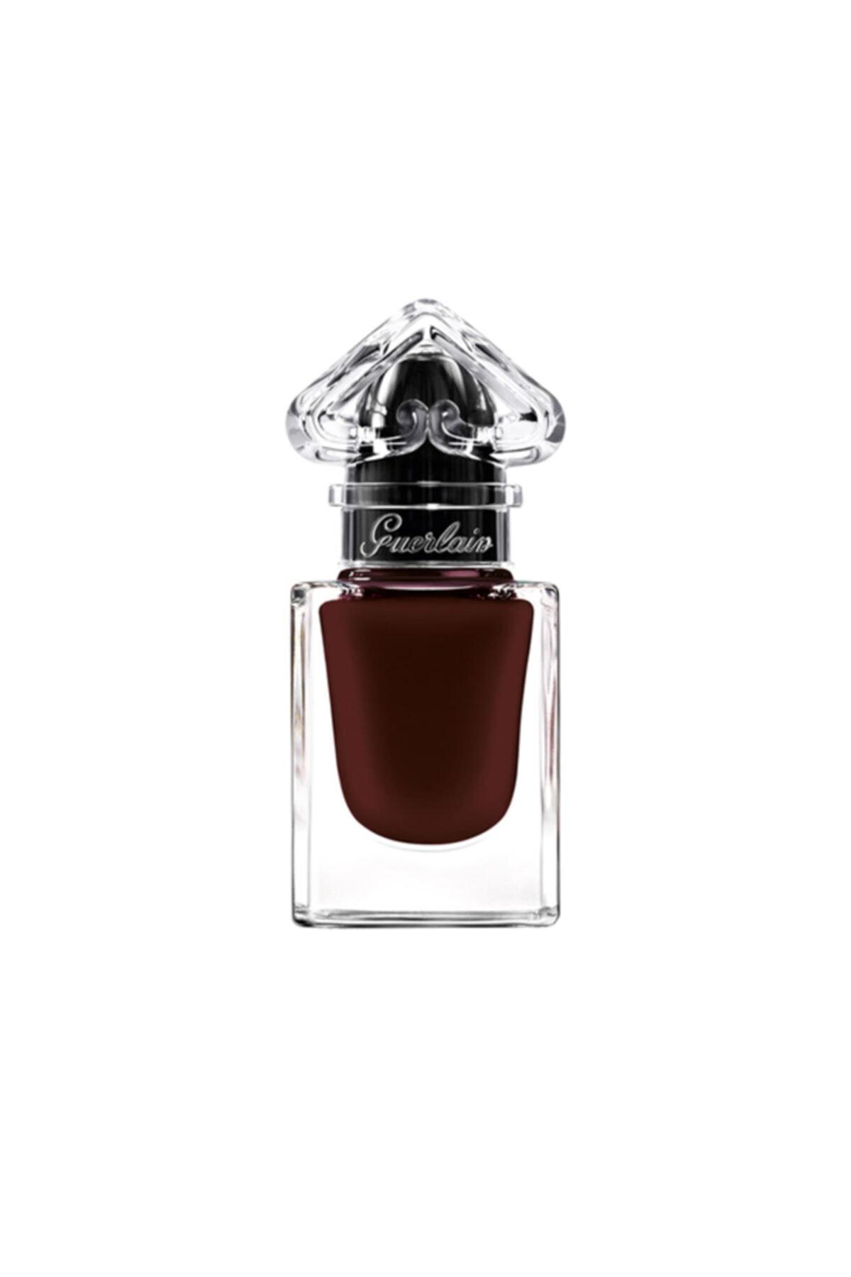 Guerlain Le Petite Robe Noire Nail Colour 024 Black Cherry Oje 1