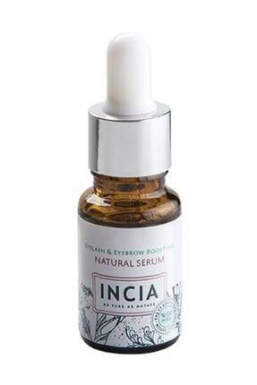 Incia Incıa % 100 Doğal Kaş Ve Kirpik Güçlendirici Serum