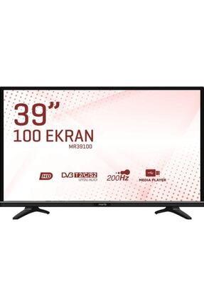 """Morio MR39100 39"""" 100 Ekran Uydu Alıcılı HD Ready LED TV"""