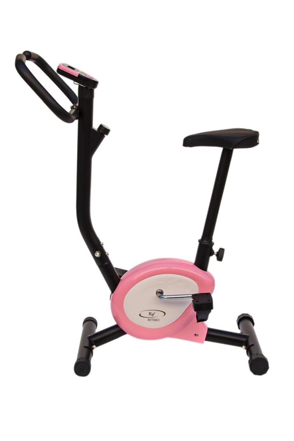 KSF Pembe Csf-01-p Dikey Kondisyon Bisikleti 2