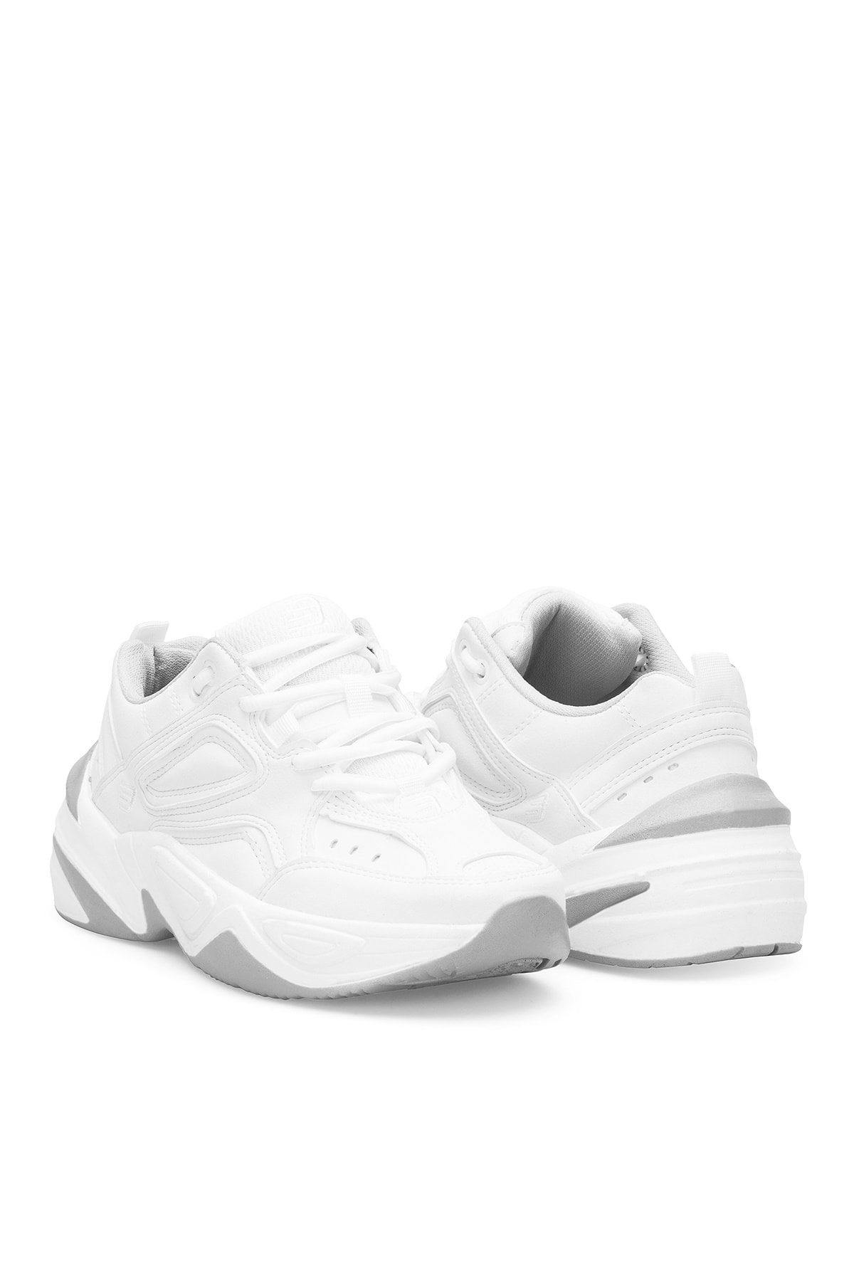 DARK SEER Full Beyaz Unisex Sneaker 2