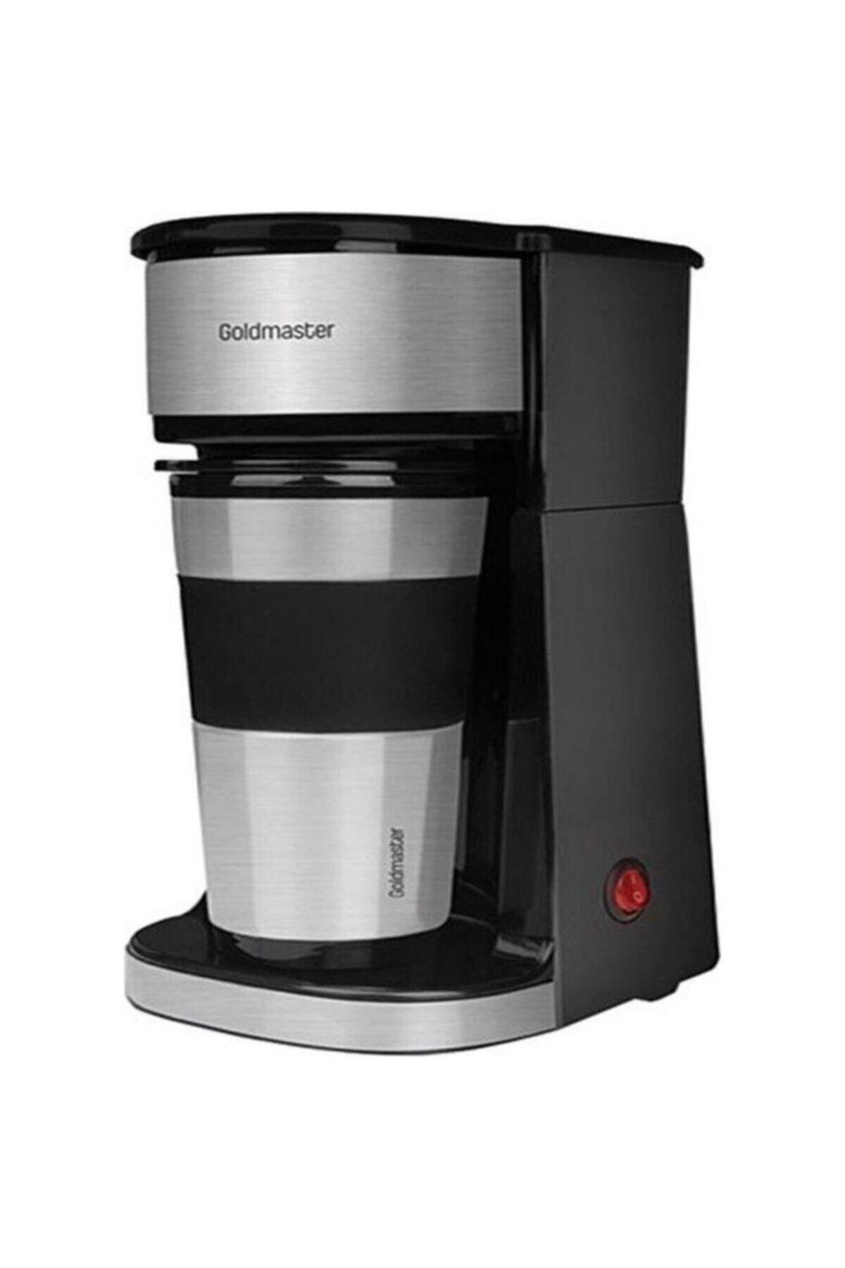 GOLDMASTER Gm 7351 Tutku Filtre Kahve Makinesi 1