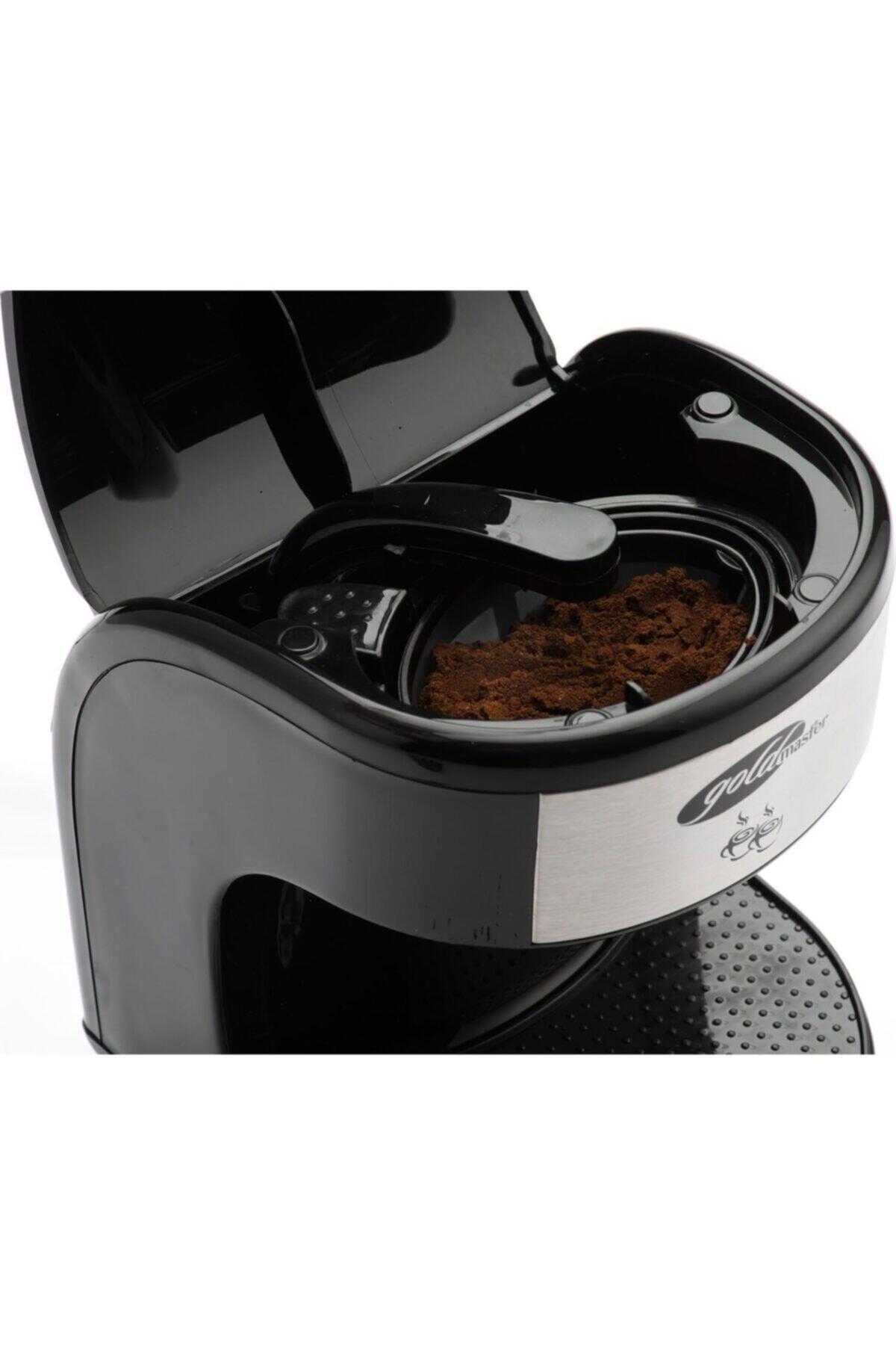 GOLDMASTER Gm 7351 Tutku Filtre Kahve Makinesi 2