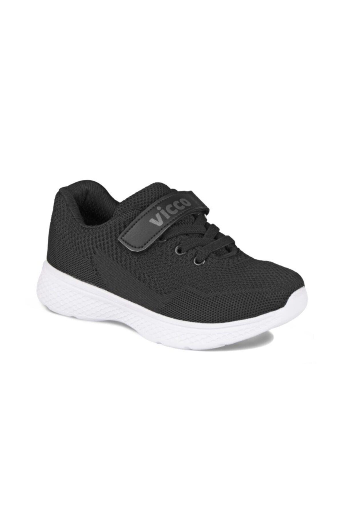 Vicco Hutson Spor Ayakkabı Siyah 1