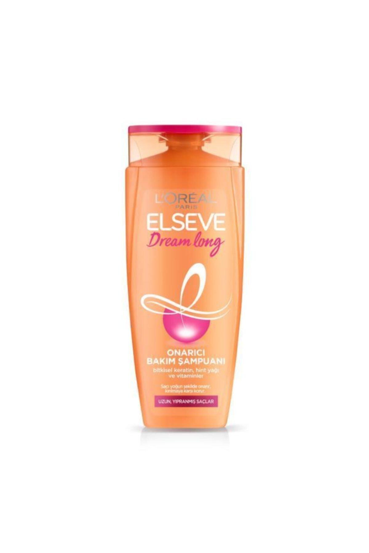 ELSEVE L'oreal Paris Dream Long Onarıcı Bakım Şampuanı 450 Ml 2