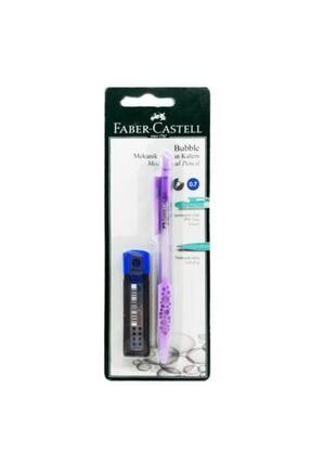 Faber Castell Bubble Mekanik 0.7 Uçlu Kalem Ve Uç Hediyeli