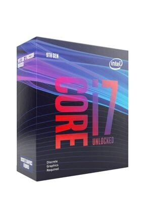 Intel Core I7 9700kf Soket 1151 3.6ghz 12mb Cache Işlemci Box Uhd630 Vga (Fanlı)