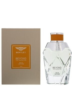 Bentley Beyond The Collection Wild Vetiver Edp 100 ml Erkek Parfüm  7640171192826