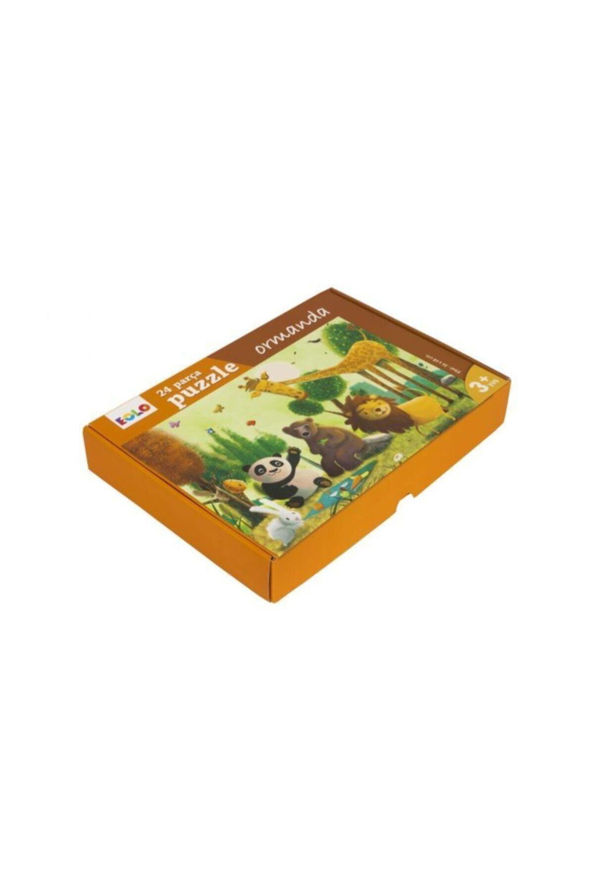 Eolo Ormanda Yer 24 Parça Puzzle 30006 1