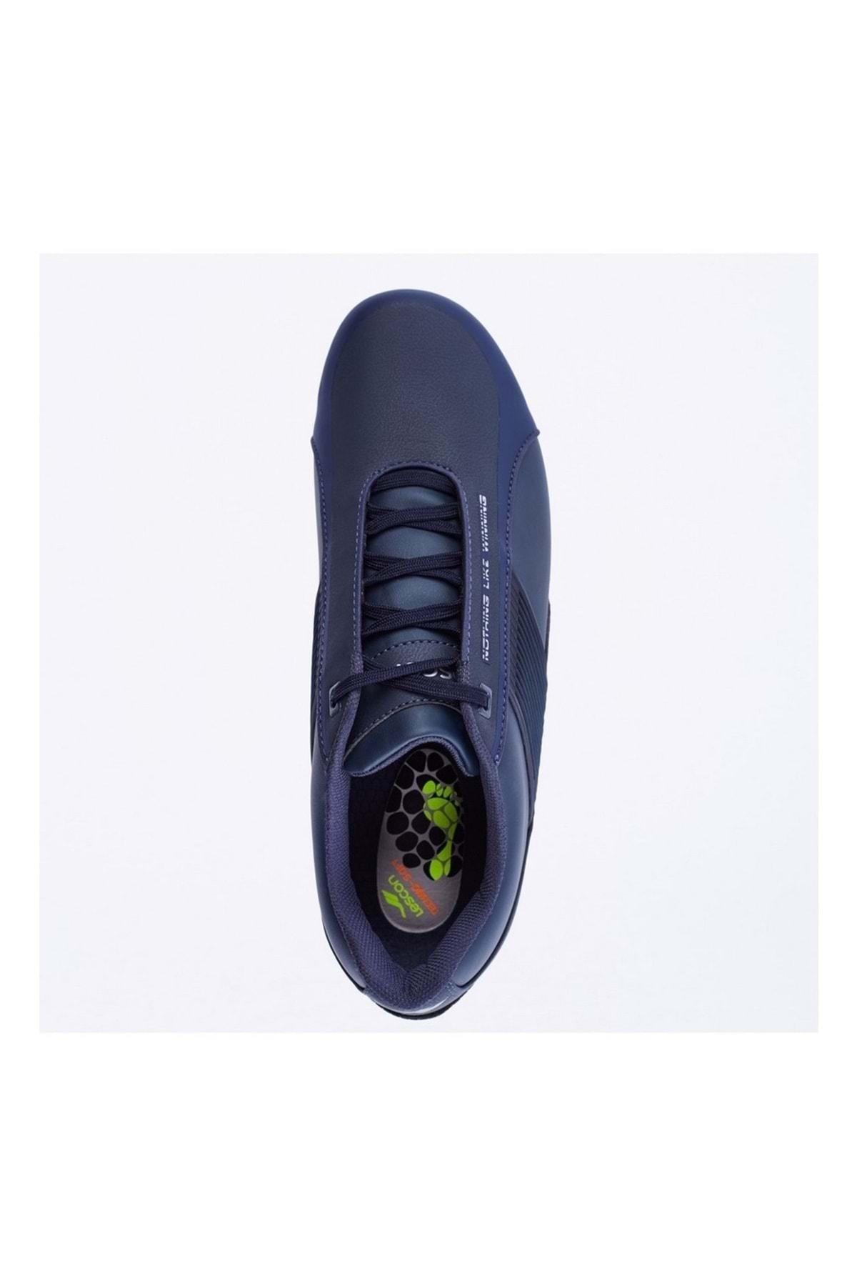 Lescon 6550 Sneakers Günlük Erkek Spor Ayakkabısı - - 6550 - Lacivert - 40 - St01188-6143 2