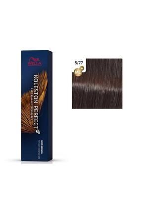 Wella Koleston Perfect Me+ Saç Boyası 5/77 Moka 60 ml