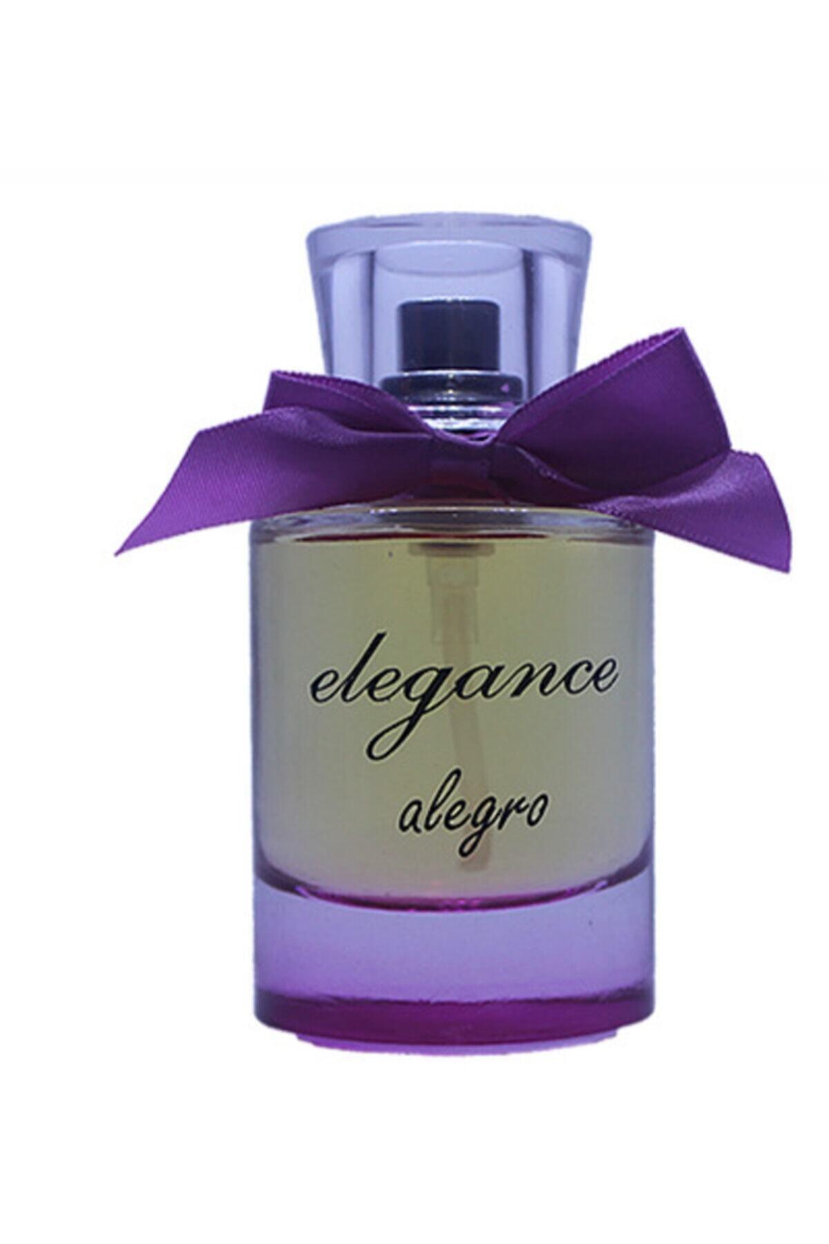 Elegance Alegro Women 50 Ml EDC Kadın 1