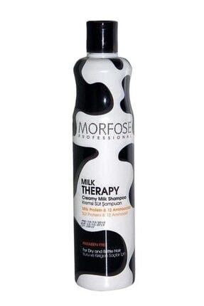 Morfose Milk Therapy Süt Şampuan 400ml.