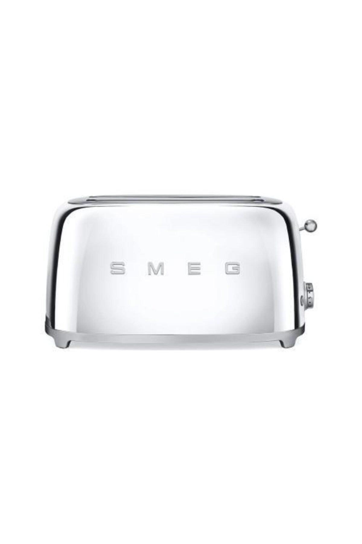 SMEG 4 Dilimli Çelik Ekmek Kızartma Makinesi Tsf02sseu 1