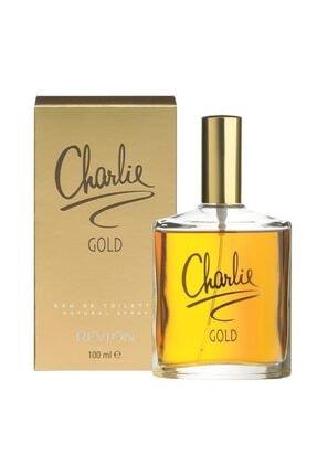 Revlon Charlie Gold Edt 100 ml Kadın Parfümü 05000386111838