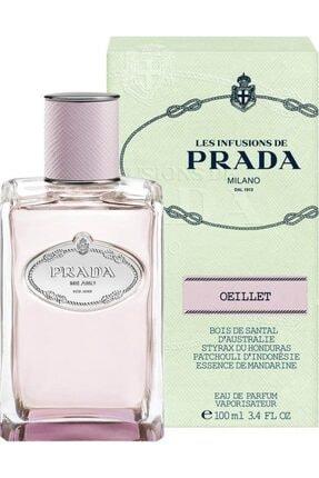 Prada Oeillet Edp 100 ml Kadın Parfüm 8435137743889