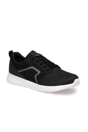 Kinetix Siyah Gri Erkek Sneaker Cosmo M