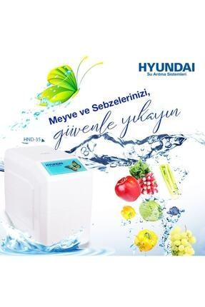 Hyundai Hyundaı Hnd-35 Su Arıtma Cihazı ( Montajhariç)