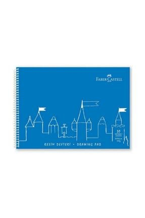 Faber Castell Faber Resim Defteri 35x50 30yp 400136 /