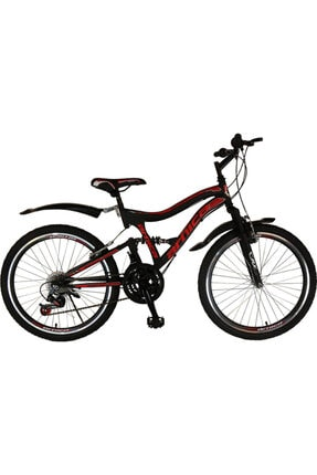 Arnica 2405-1-d Çift Amotisörlü Double 24 Jant 21 Vites Dağ Bisiklet