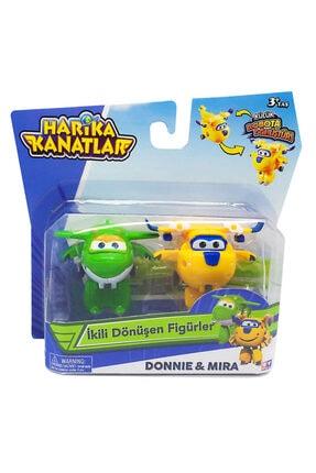 Harika Kanatlar Mini Figür Donnie Mira 2´li