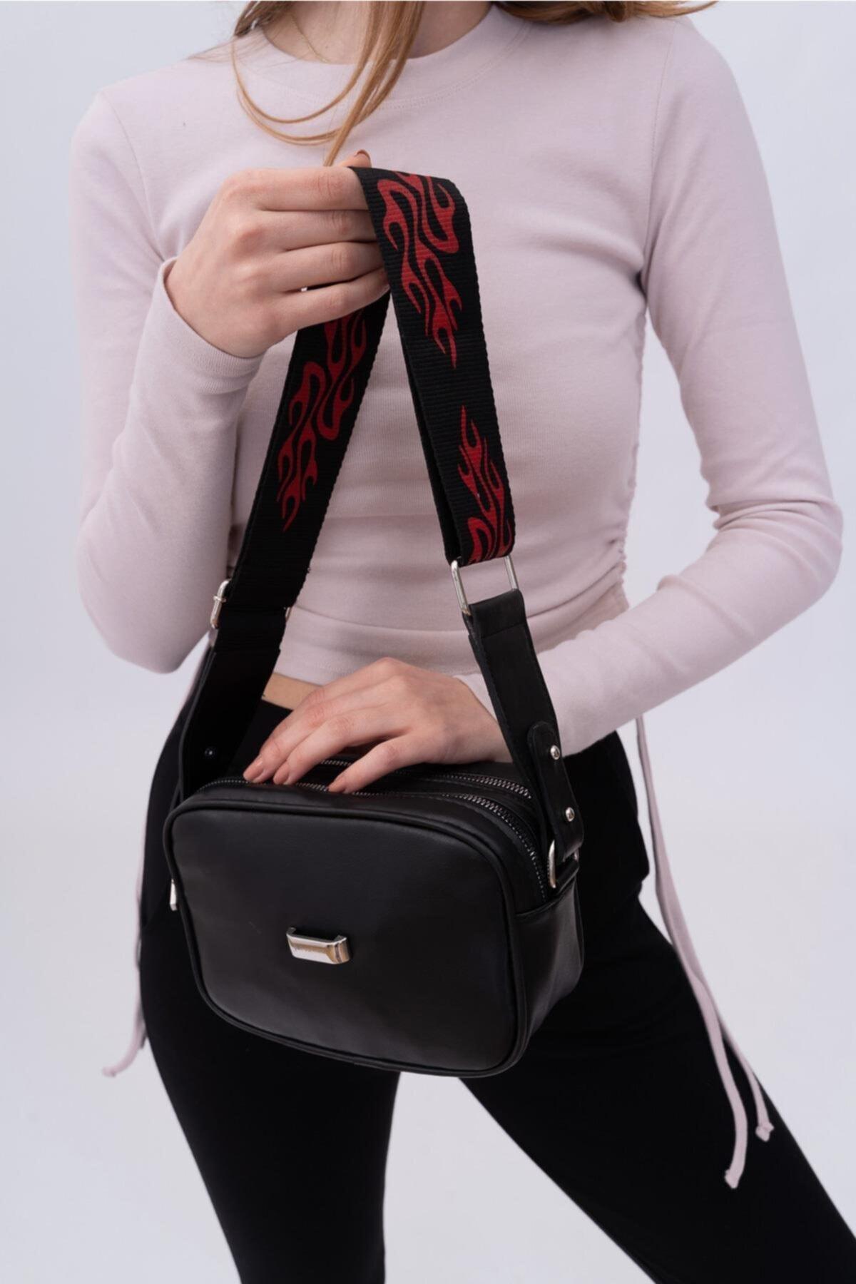 Shule Bags Kadın  Askılı Çanta 1