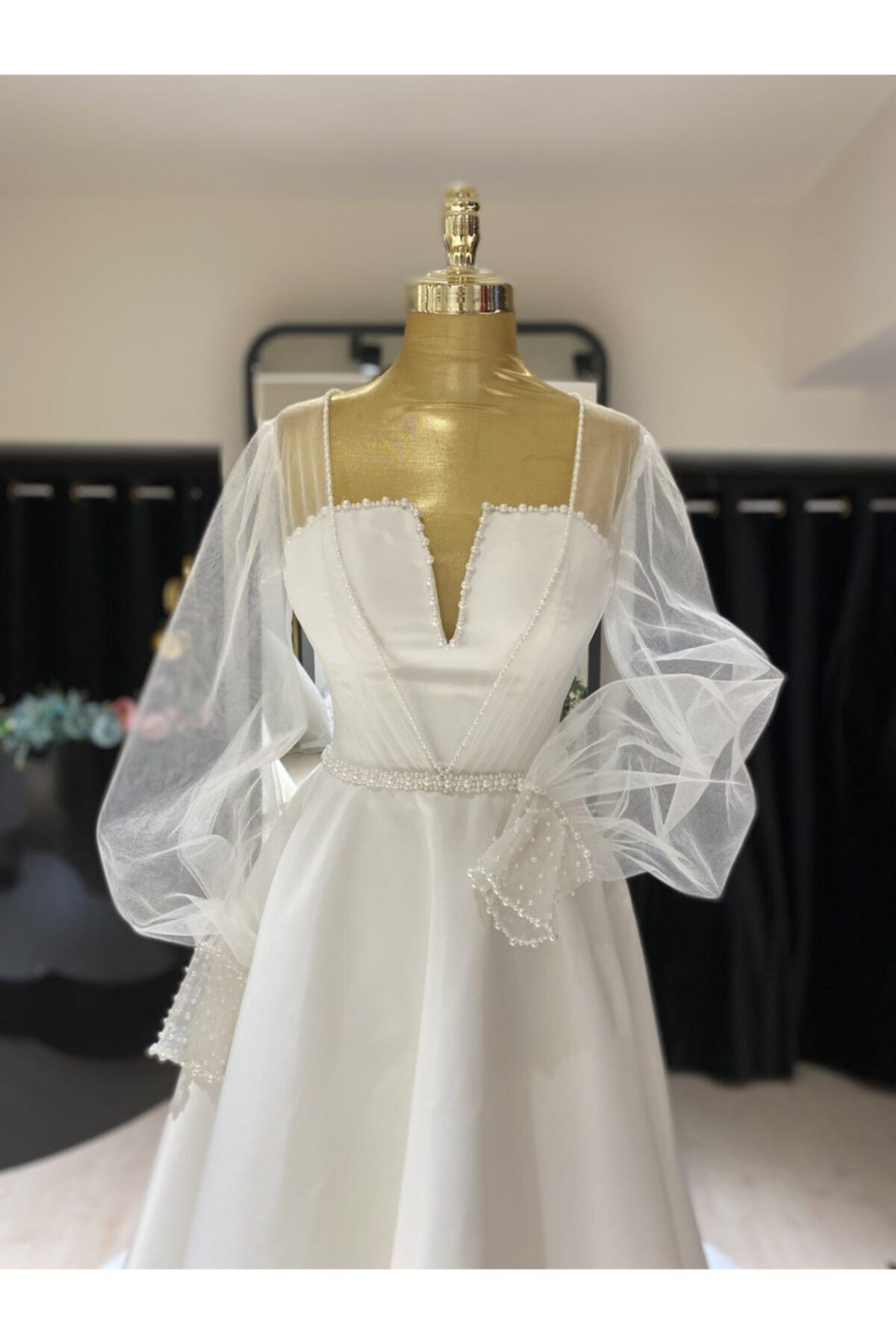 MATRİMONİO BRİDAL Nikah Kıyafeti 2