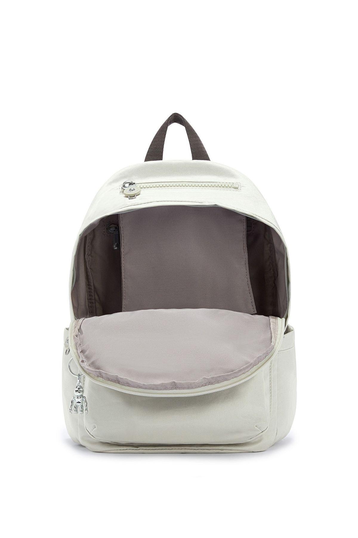 Kipling Unisex Gümüş Delia Basic Plus Sırt Çantası Kı5695 2