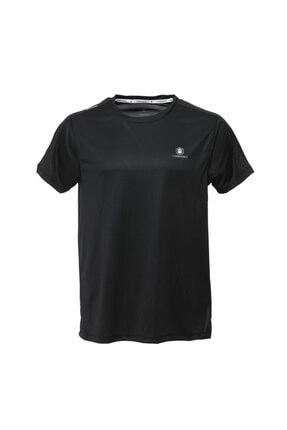lumberjack Erkek T-shirt Siyah As00542624 100582338 Ct177 Leon Basic