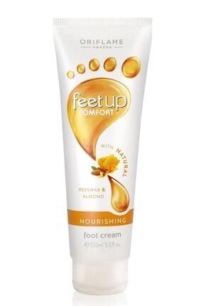 Oriflame Feet Up Comfort Besleyici Ayak Kremi 150 Ml