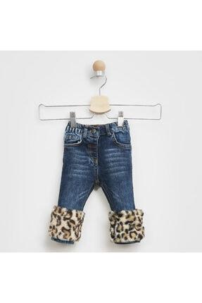 Panço Kız Bebek Denim Pantolon 2021gb04008