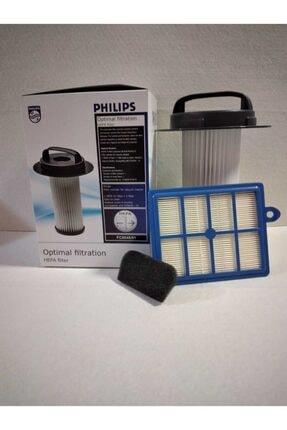 Philips Fc 9205 9210 Marathon Orijinal Filtre Seti
