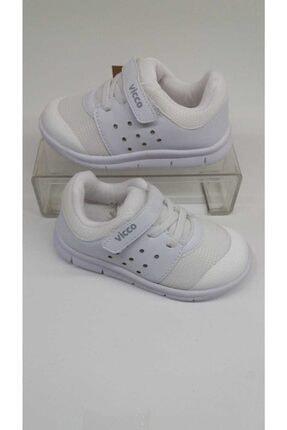Vicco Unısex Beyaz Spor Ayakkabı