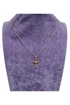 Angel Accessories Kadın Bijuteri Haç Kolye