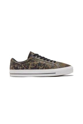 converse Erkek Kahverengi Bağcıklı Sneaker