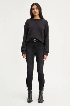 Levi's Kadın Antrasit Yüksek Bel Skinny Jean721