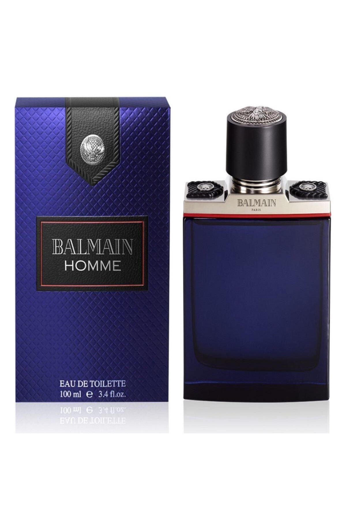 BALMAIN Homme Edt 100 ml Erkek Parfümü 3386460070867 1