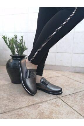 Pierre Cardin Kadın Hakiki Deri Anatomik Günlük Ayakkabı 20492