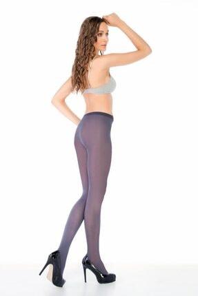 Penti Kadın Gri  Grafıt Natural Koton 6li  Külotlu Çorap
