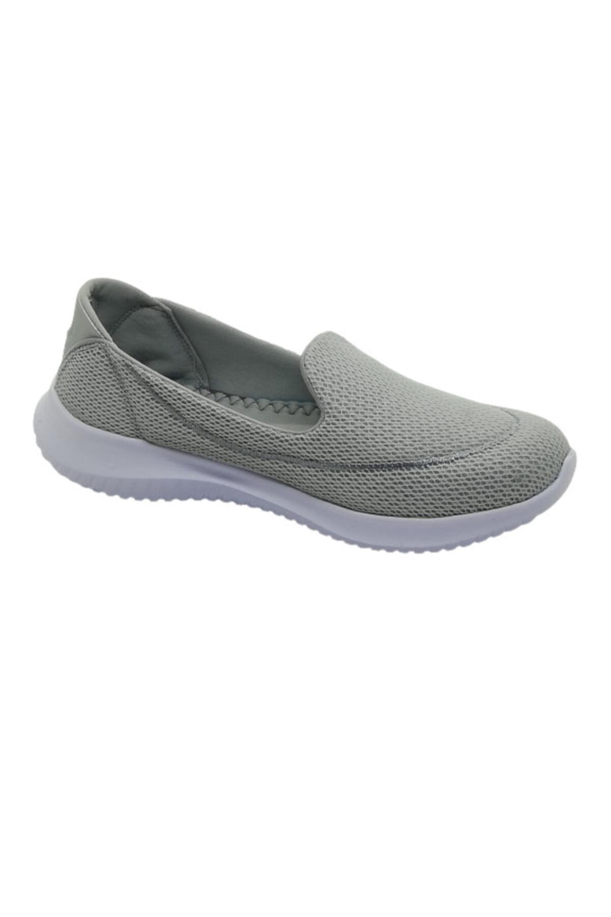 Pierre Cardin Kadın Gri Günlük Ayakkabı Pc-30168 2