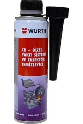 Würth Dizel Yakıt Sistem Ve Enjektör Temizleme 300 ml