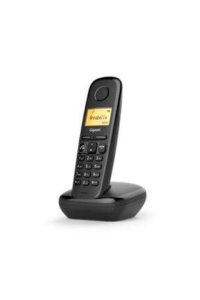GIGASET Siyah A270 Dect Kablosuz Telsiz Telefon