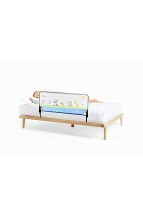 AGUBUGU BABY Hayvan Desenli Katlanabilir Yatak Bariyeri 120cm