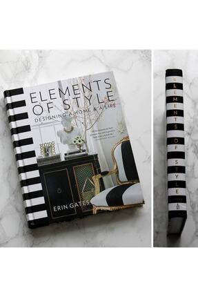 Kitap kutusudlb Elements Of Style Dekoratif Kitap Kutu 27x19x4cm
