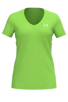 Under Armour Kadın Spor T-Shirt - Tech SSV - Twist - 1258568-162