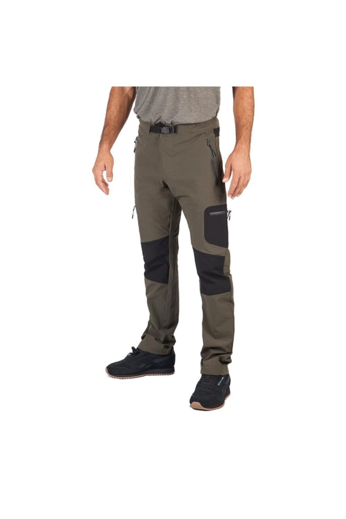 Exuma Erkek Haki Outdoor Pantolon 1