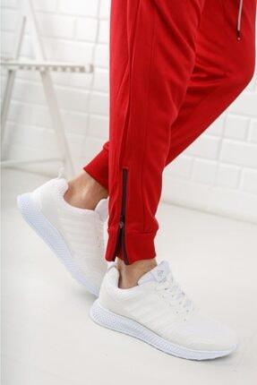DUNLOP Unisex Beyaz Spor Ayakkabı Sneaker